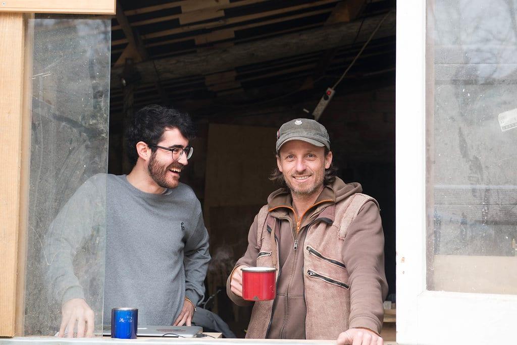 NoThrow Design Carpentry Inbal Cabiri