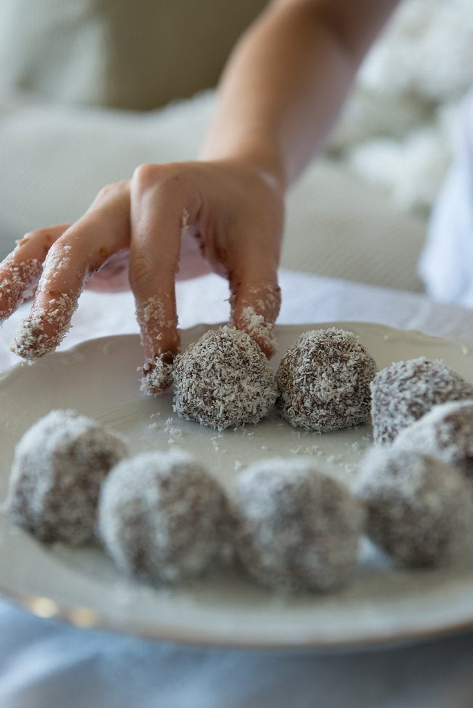 Ayurvedic dates dessert Inbal Cabiri