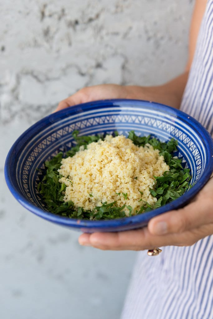 Ayurvedic salad Inbal Cabiri