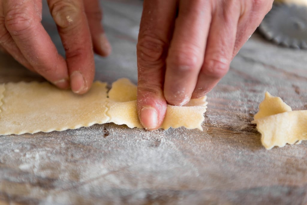 Pasta Italian restaurant Tanti Baci Inbal Cabiri