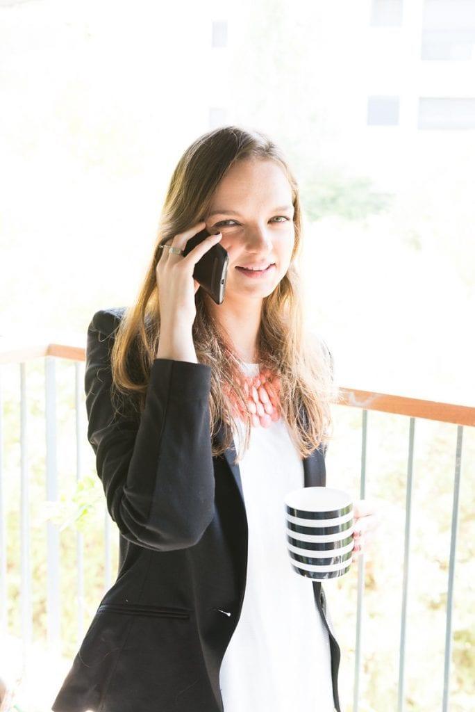 Anna Ben Shabat Social Media Expert Inbal Cabiri
