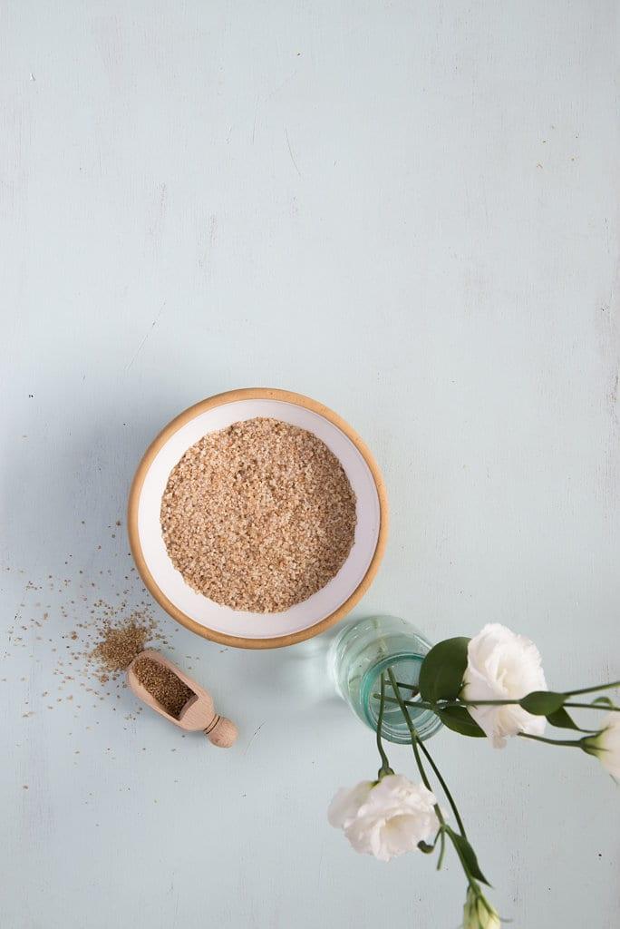 Ayurvedic couscous Inbal Cabiri