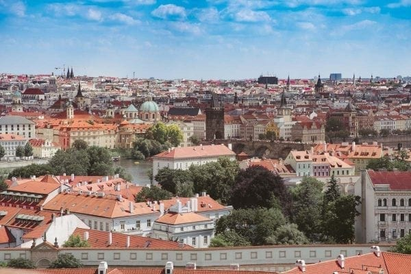 Prague view Inbal Cabiri