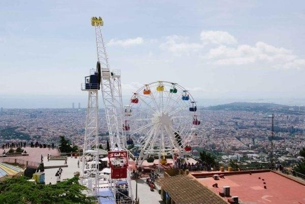 Tibidabo Barcelona Inbal Cabiri