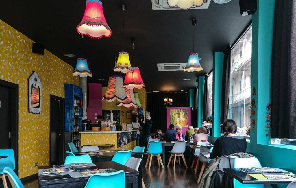 Inbal Cabiri Petit Bangkok Restaurant