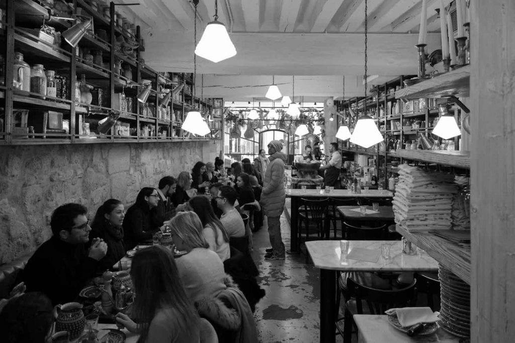 Biglove cafe פריז ענבל כבירי