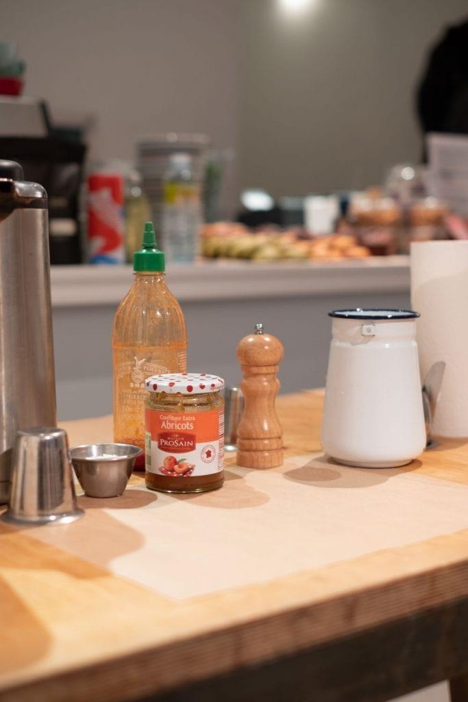 Kitchen בית קפה צמחוני פריז ענבל כבירי