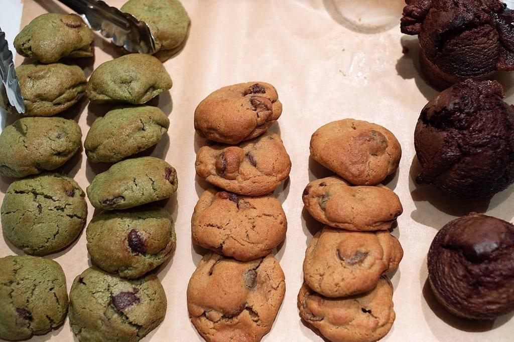 עוגיות טבעוניות פריז ענבל כבירי