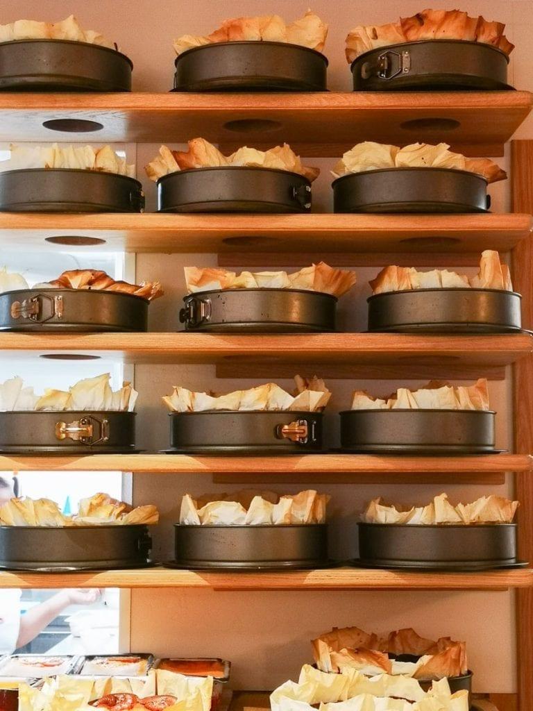 עוגות גבינה, סן סבסטיאן ענבל כבירי