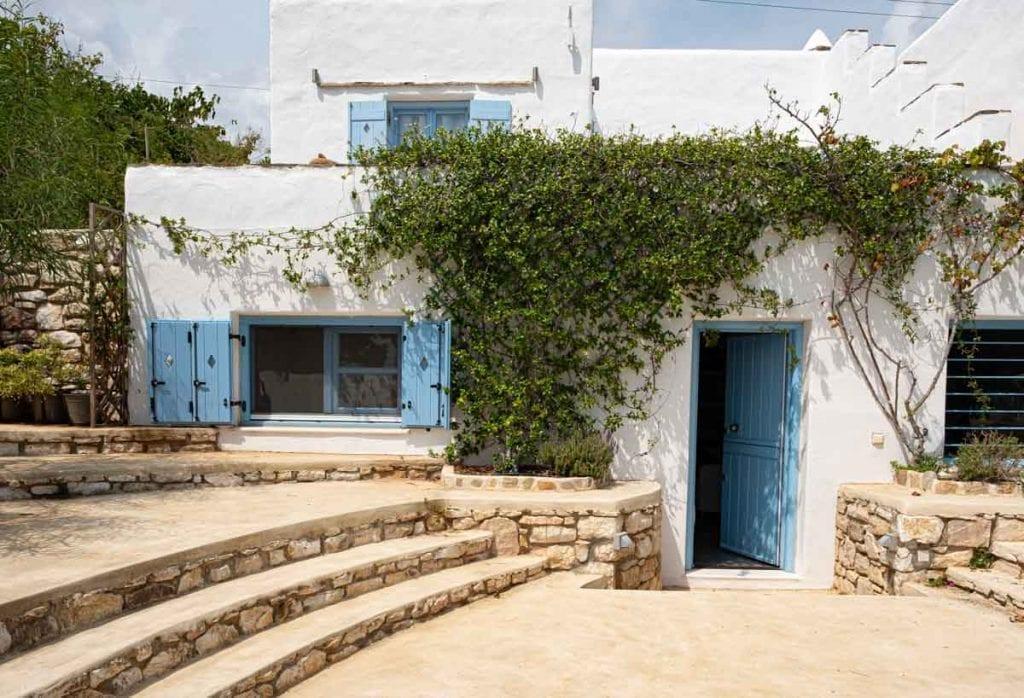 בית קיקליאדי פארוס יוון ענבל כבירי