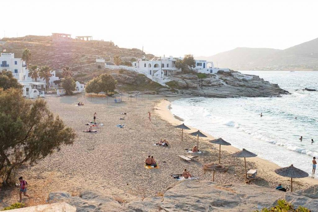 ים, שמש ואוכל טוב – חופשה בפארוס, יוון