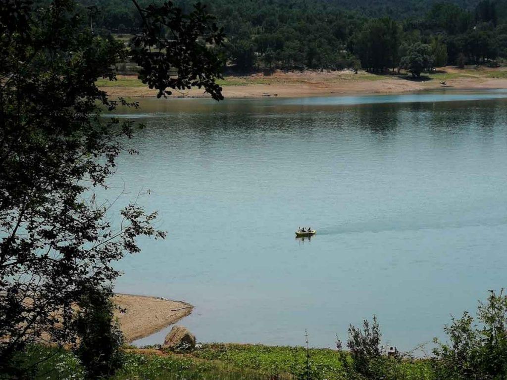 אגם סאו קטלוניה ספרד ענבל כבירי