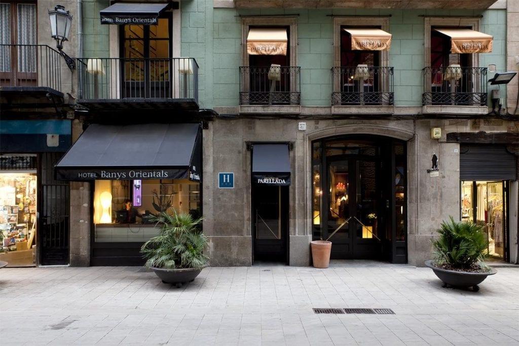 מלון באניז אוריינטל ברצלונה