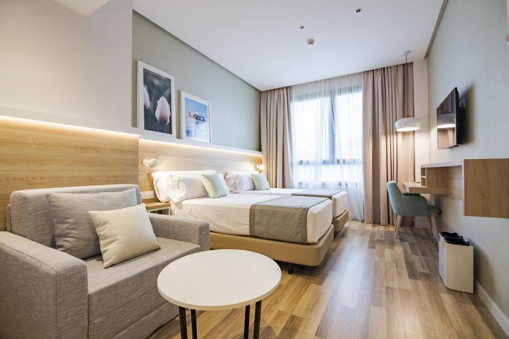 מלון גולדן טוליפ ברצלונה