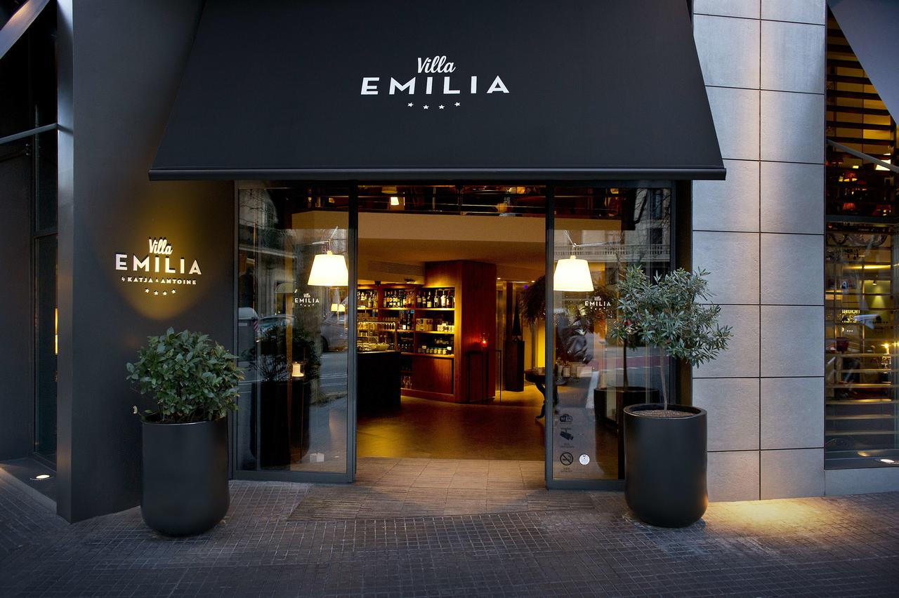 מלון וילה אמיליה ברצלונה
