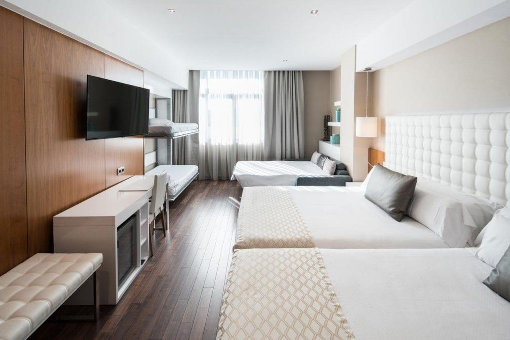 מלון קטלוניה רמבלס ברצלונה