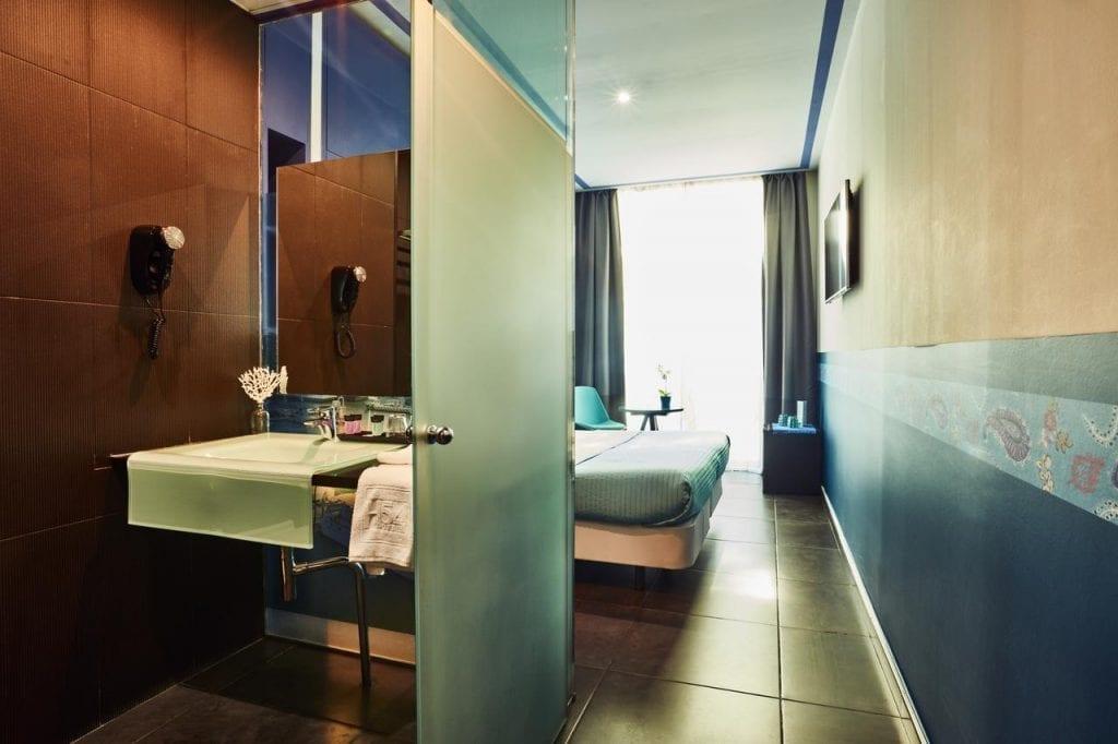 מלון 54 ברצלונטה