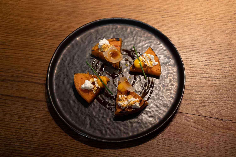 מסעדת חבייר פליסייה סלואו פוד בברצלונה ענבל כבירי דלורית