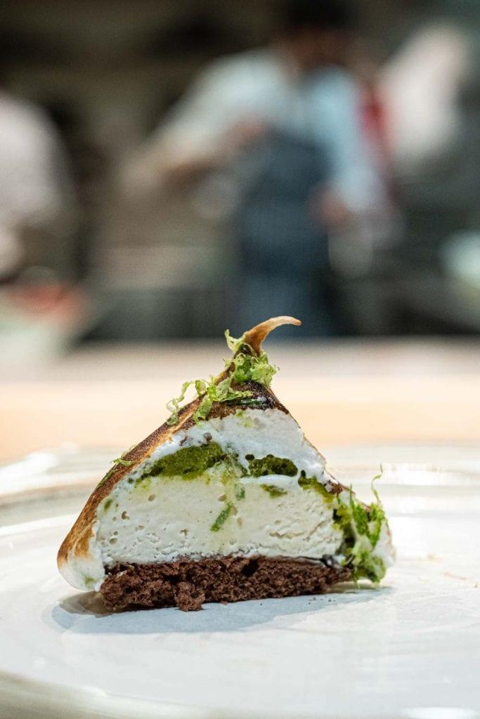 מסעדת חבייר פליסייה סלואו פוד בברצלונה ענבל כבירי קינוח1
