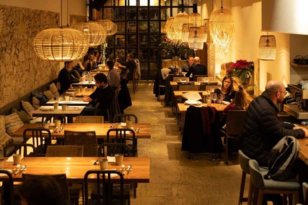 סלואו פוד בברצלונה חלק ראשון – מסעדת Xavier Pellicer