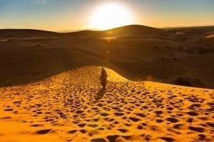 מדבר סהרה מרוקו ענבל כבירי