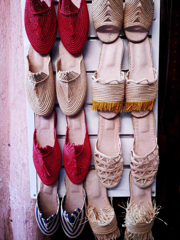 נעליים מרוקאיות ענבל כבירי