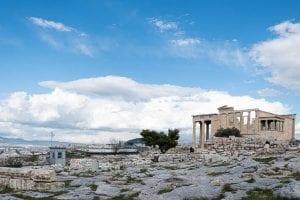 אתונה פרתנון אולימפוס ענבל כבירי