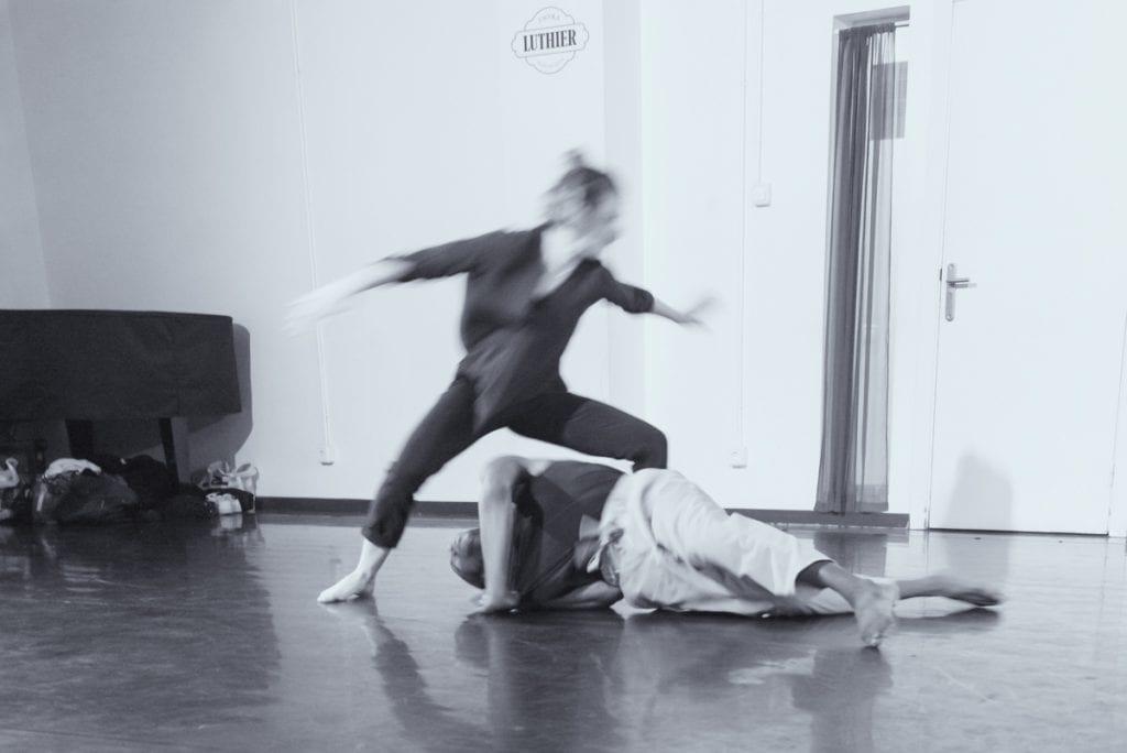 פסטיבל Jazz Dance ברצלונה ענבל כבירי