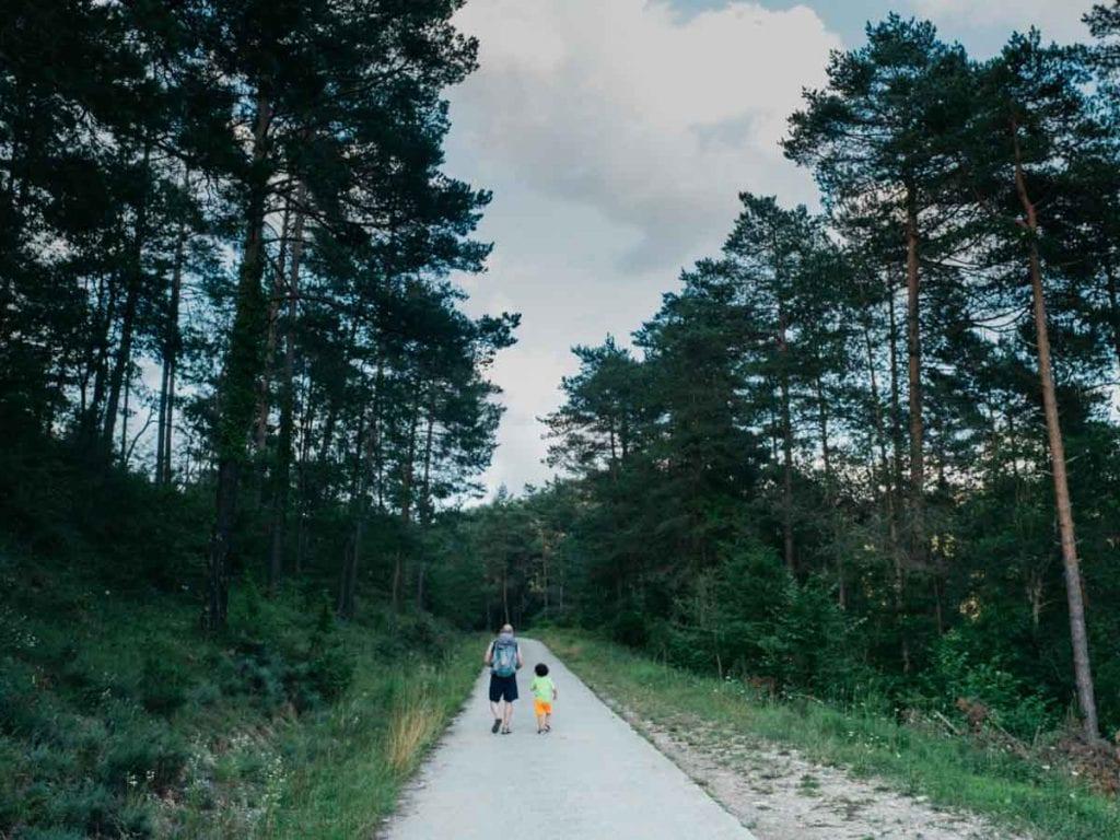 מסלול שבעת האגמים צפון קטלוניה ענבל כבירי