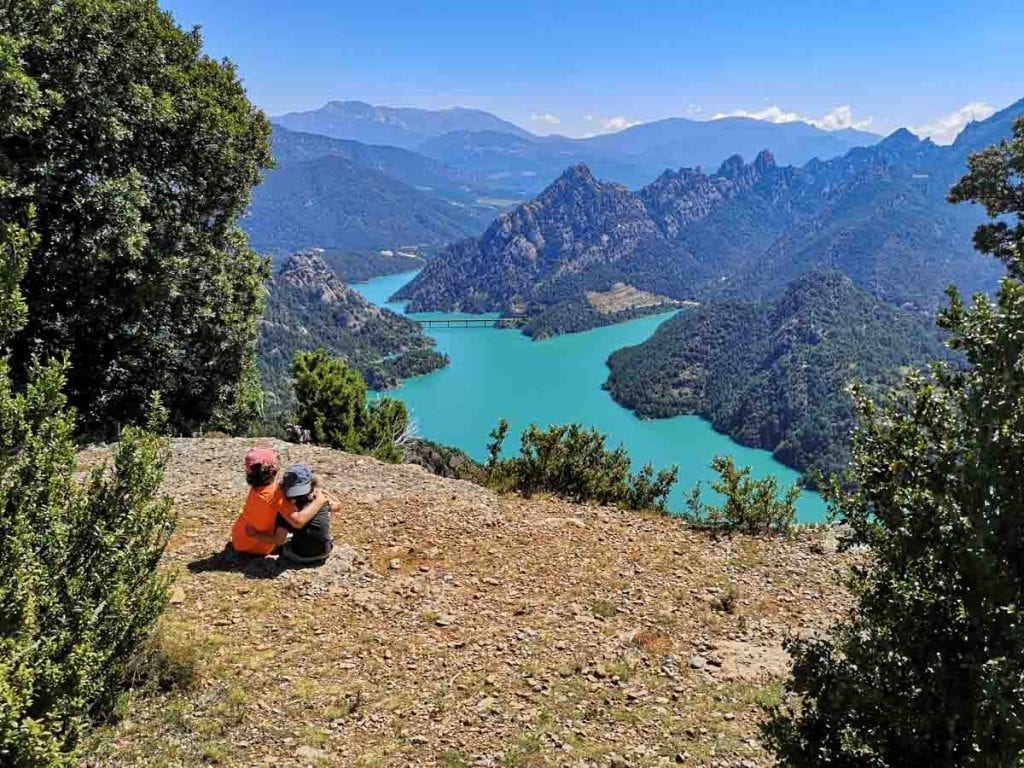 האגם הכי יפה עד כה – סופש בצפון קטלוניה