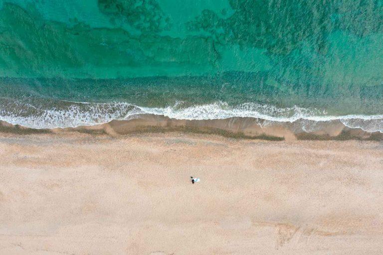 חוף ים טרגונה